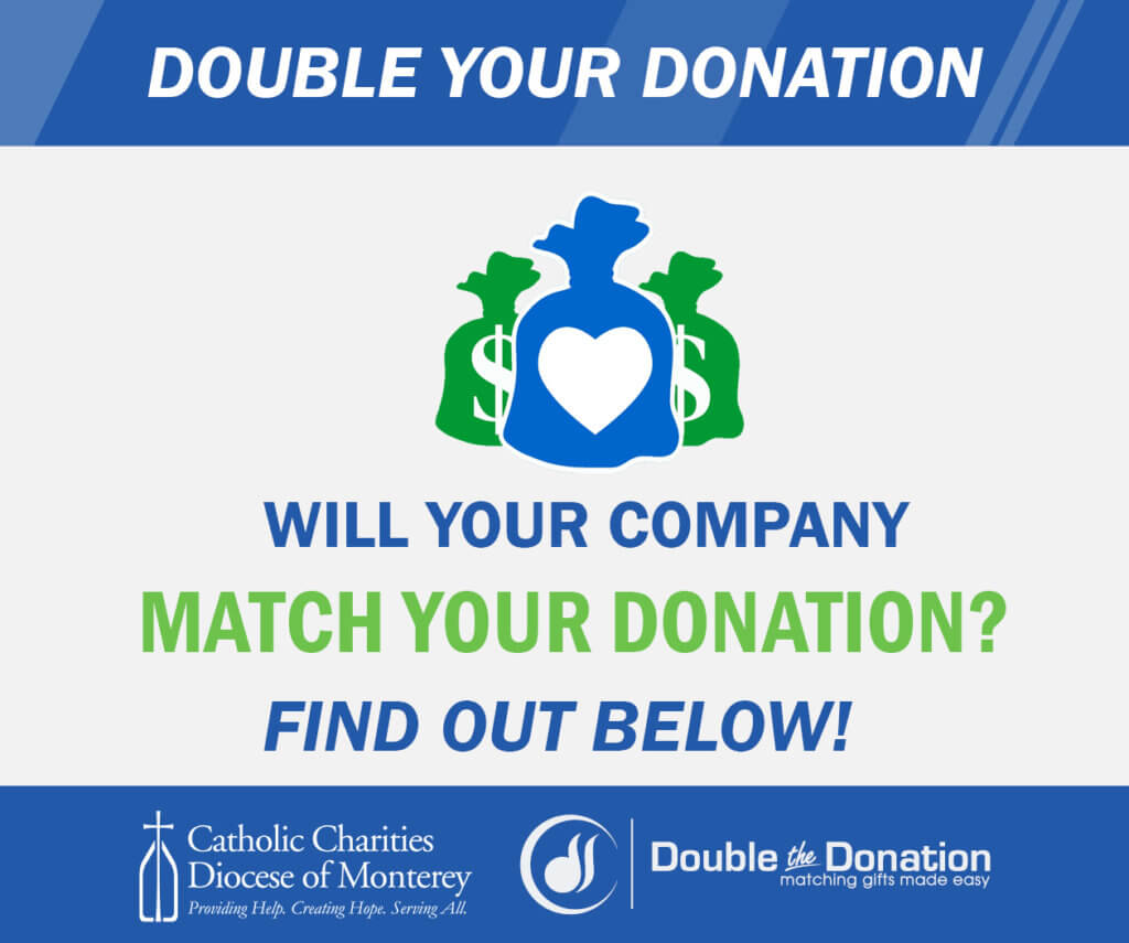 Double the Donation Employer Matching Gift Program